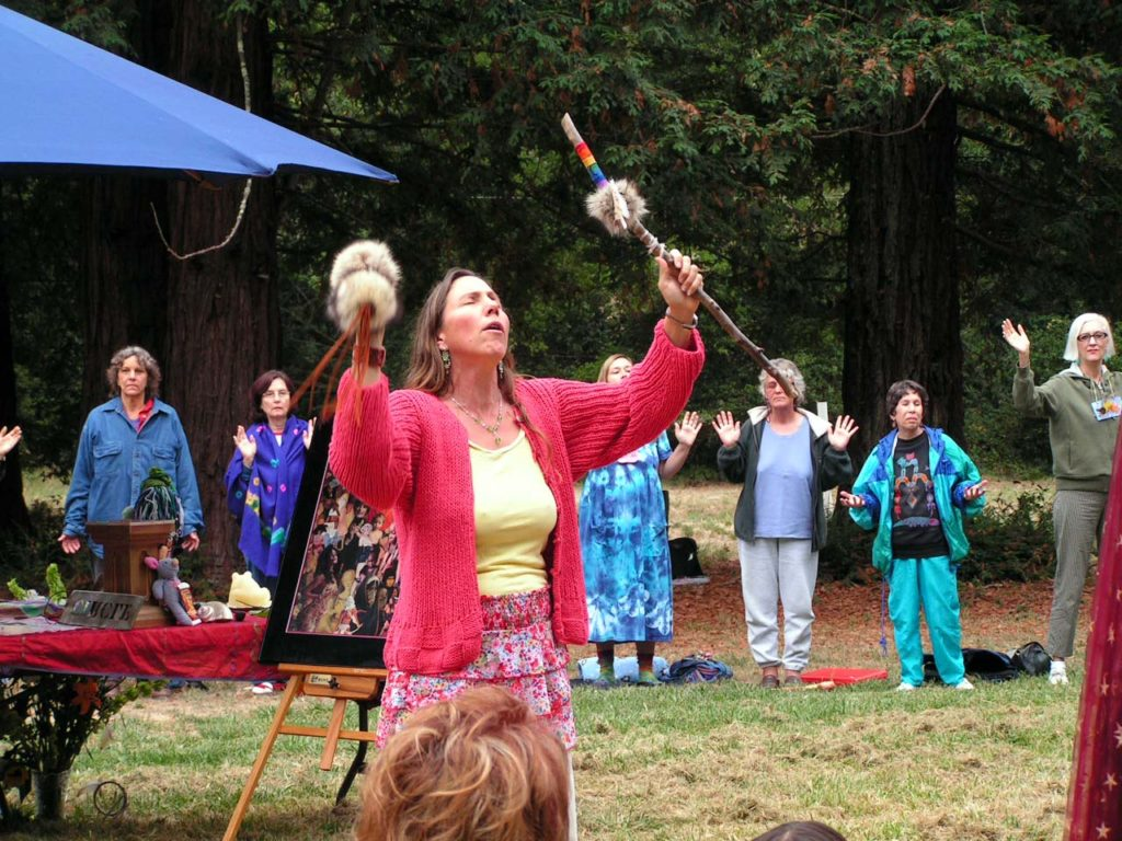 4 Direction Nez Perce Chant